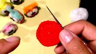 Вязаная сова. МК.knitted owl