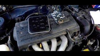 Toyota Corolla / Celica Transmission Fluid Change 15 bolt vs 18 bolt
