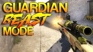 CS:GO - GuardiaN the MONSTER!