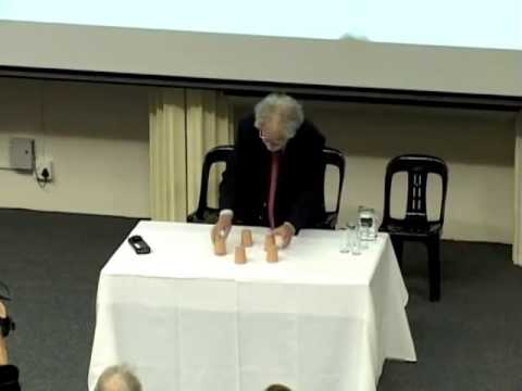Anton Zeilinger - Quantum Information and Entanglement