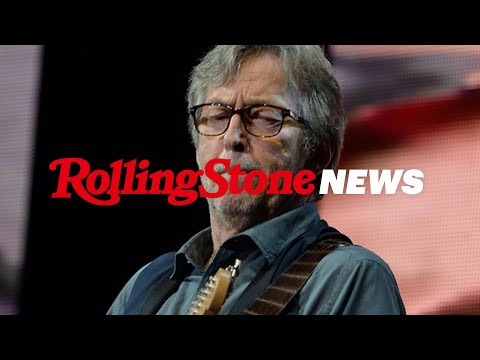 Eric Clapton Blames 'Propaganda' for 'Disastrous' Covid Vaccine Experience | RS News 5/17/21
