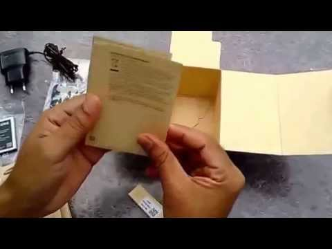 Samsung GALAXY STAR 2 SM G130E Unboxing