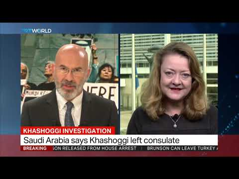 "US & UK ""can't afford not to be friends"" with Saudi over a journalist"