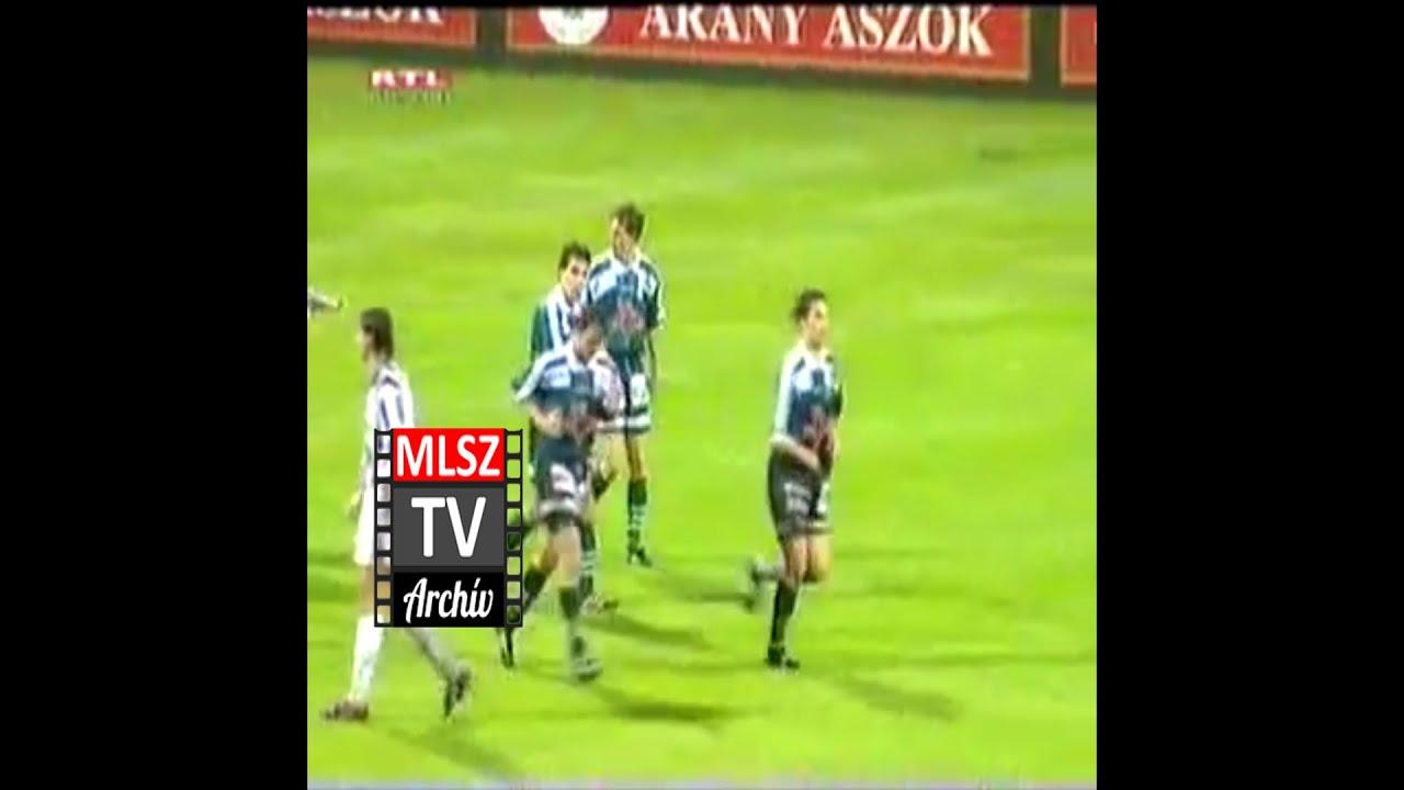 Ferencváros-Újpest | 1-1 | 1998. 05. 17 | MLSZ TV Archív