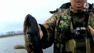 Весенняя рыбалка на щуку Неожиданный результат
