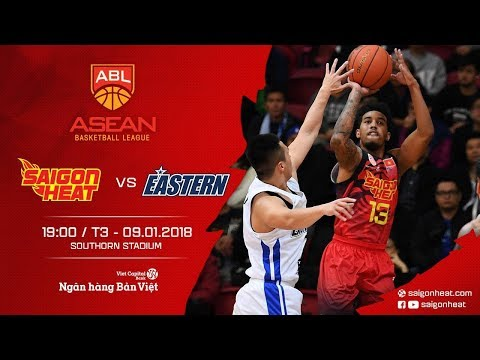 #Replay ABL 2017 || Away Game 3: Hong Kong Eastern vs Saigon Heat 09/01