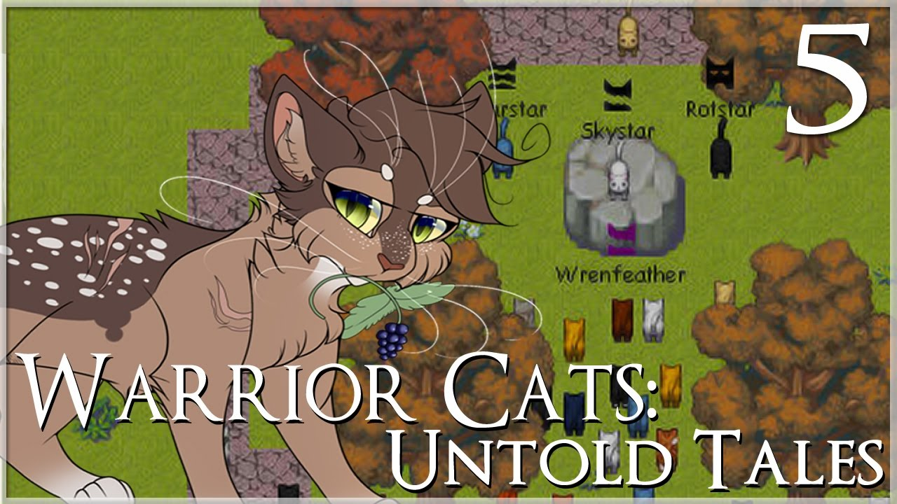 How To Make A Clan In Warrior Cats Untold Tales