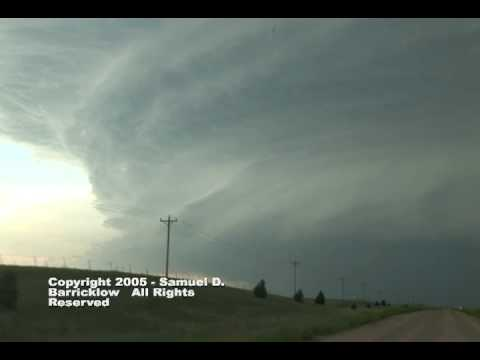 "Colorado Superstorm / ""Mothership"" with Time-Lapse"