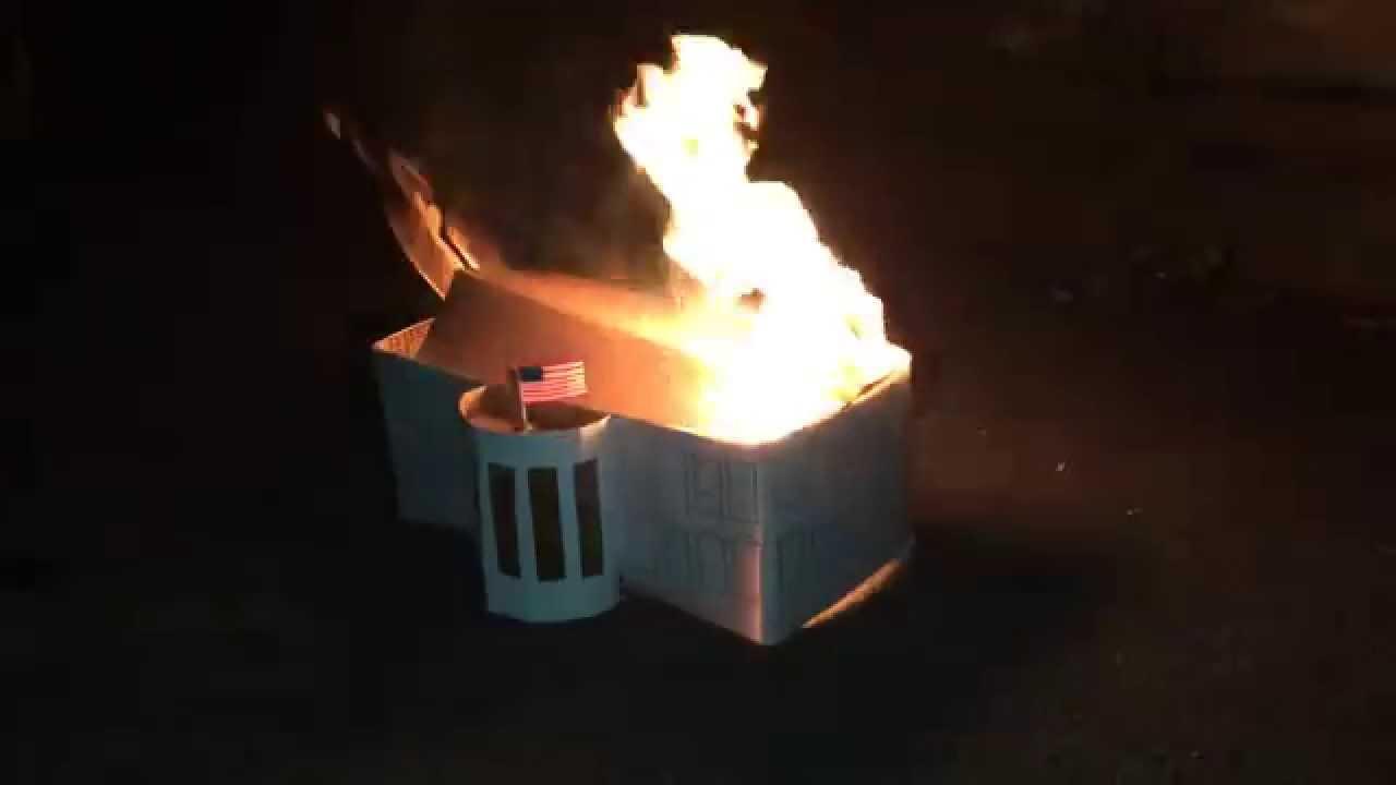 1812 White House Burning Commemoration Youtube