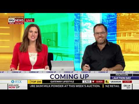Sky News Real Estate Interview with Sellable CEO, Justus Hammer