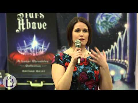 Marissa Meyer Introduces Stars Above At University Book Store - Seattle
