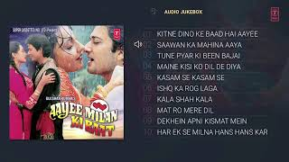 AAYEE MILAN KI RAAT - FULL MOVIE ALBUM AUDIO JUKEBOX | AVINASH WADHAWAN, SHAHEEN