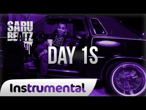 "Kevin Gates Style Storytelling Rap Beat Hip Hop Instrumental ""Day 1s"" - SaruBeatz"