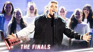 The Finals: Jordan Anthony sings 'Somebody To Love' | The Voice Australia 2019