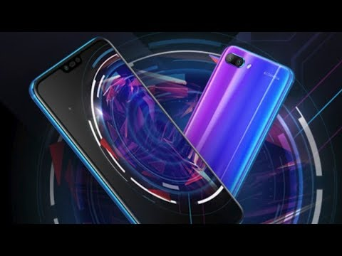 Honor Introduces New Honor 10 GT With 8GB of RAM