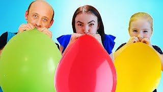 Balloon song + More Songs for Kids by katykarol