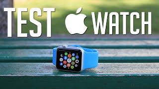 Test complet Apple Watch : Watch OS, Fonctionnalités, Design, Ecran, Autonomie, etc