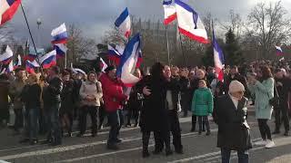 Севастополь. Концерт. 14 марта