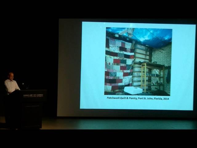 Sean Black Lecture at NSU Museum of Art Fort Lauderdale
