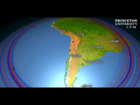 Magnitude 6.1 Quake, NEAR COAST OF NORTHERN CHILE