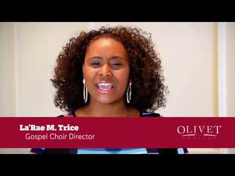 Olivet College Gospel Choir Talent Scholarship