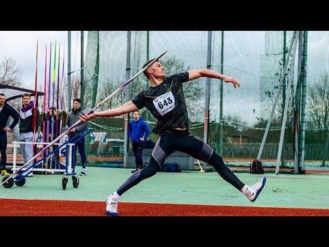 Harry Hughes | 78.89m | Javelin throw | Loughborough 2019