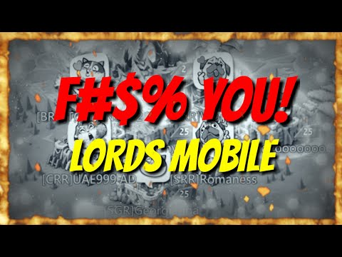 F-YOU! Lords Mobile