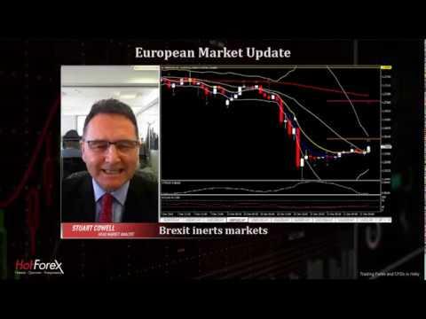 Brexit inerts markets | 11 December 2018