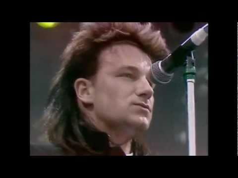 U2 - Bad Live Aid 1985 (HD)