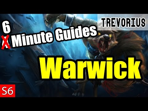6 Minute Guide to Warwick Jungle | Season 6
