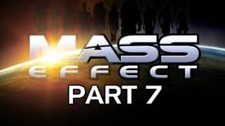 Mass Effect Gameplay Walkthrough - Part 7 Citadel Asari Consort  Let's Play
