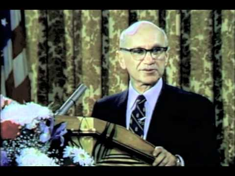 Milton Friedman - Why Tax Reform Is Impossible