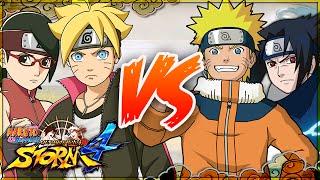 pc naruto shippuden ultimate ninja storm 4   boruto sarada vs pts naruto sasuke