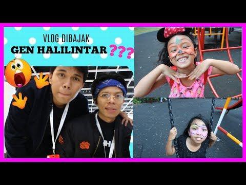 VLOG DIBAJAK GEN HALILINTAR !!! Google For Indonesia 2017 And Outdoor Play With ELC