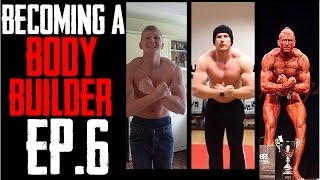 Becoming A BodyBuilder | UK Documentary (E6) Hitting Macros