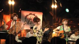 2012.06.30(sat) 想ワレワンマンライブにて 8月24日(金) 松田陽子...