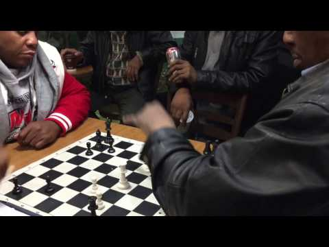 Chess Master Big Pawn vs Street Legend Tom Murphy