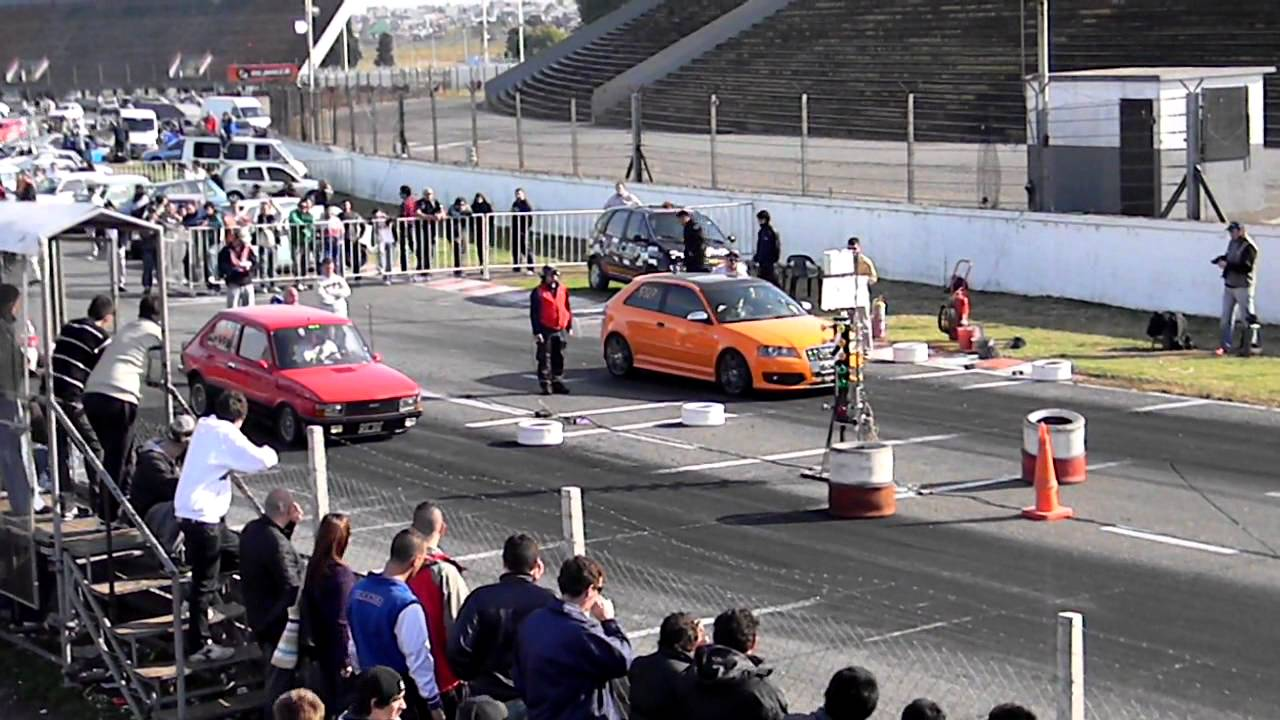 Master 1 4 Milla Audi S3 Vs Fiat 147 Sorpasso Clase 5 Youtube