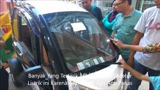 Baru Masuk Indonesia, Inilah Motor Listrik Terbaru