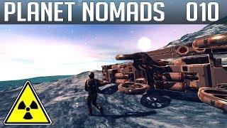 PLANET NOMADS #010 | Uran & Gold am Polarkreis | HC | Gameplay German Deutsch