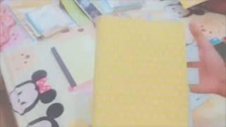 先週注文したほぼ日手帳カズン2017が届いた!!! 早速開けてみました(...