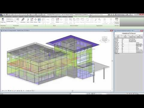 Energy Analysis for Autodesk Revit Enhancement
