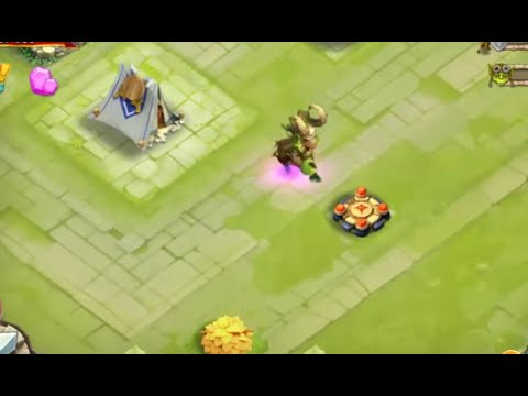 Castle Clash Treantaur (Toughts,review)