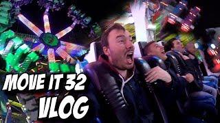KERMIS LUIK VLOG - EINDELIJK IN MOVE IT 32! | BESTE FLATRIDE OOIT?!