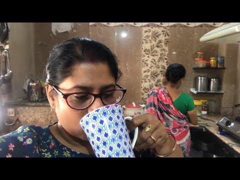 Soham er first boro exam | Bengali Family Life Style Vlog | Day with Ousumi