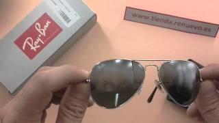 Cómo comprobar que unas gafas RAYBAN son auténticas(Si tienes pensado vender o comprar unas gafas RAYBAN, te irán bien unos consejos para reconocer si son auténticas o si se trata de una imitación., 2013-10-21T21:40:28.000Z)