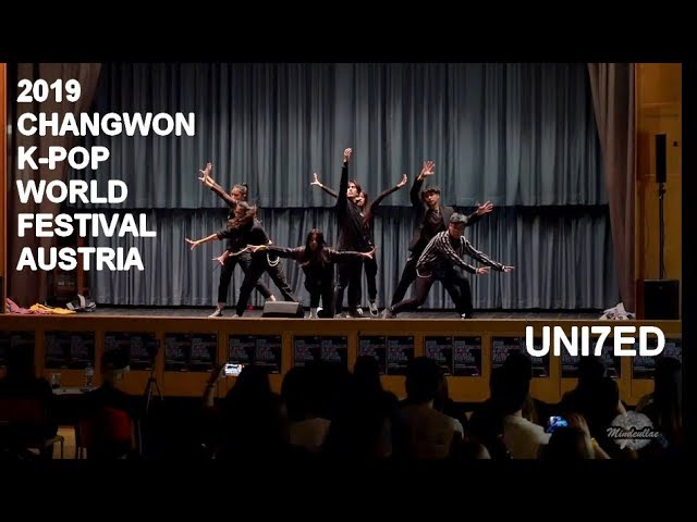 [2019 ChangFe Austria] UNI7ED / Stray Kids - Get Cool, My Pace