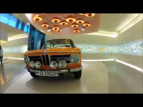 BMW Museum & Welt 2013
