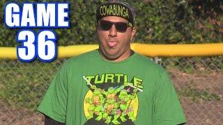 CAN FIREBALL PITCH A NO-HITTER???!!! | On-Season Softball Series | Game 36