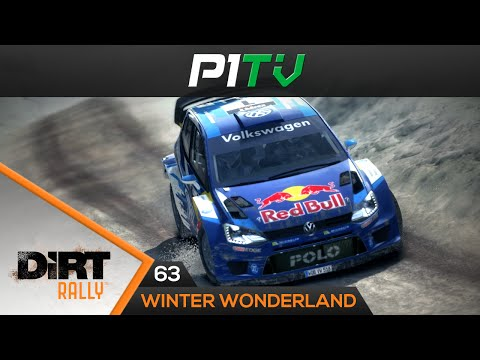 DiRT Rally #63 | Winter Wonderland! / Schweden, Polo R WRC, Hyundai [TX 599XX] [60 FPS]